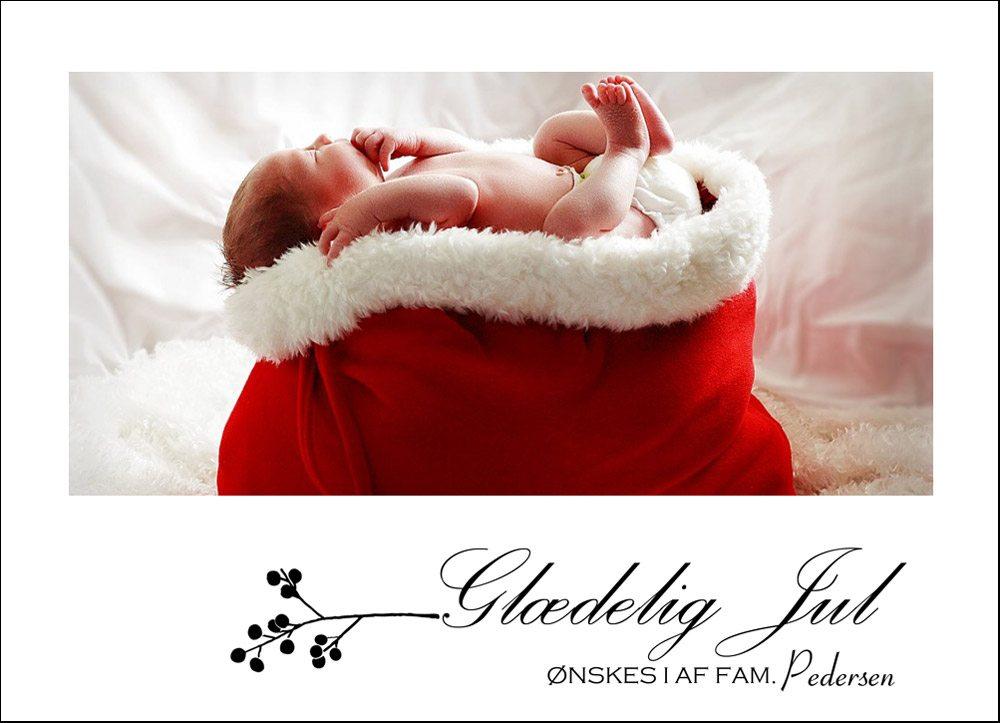 Julekort fotografering i Vejle