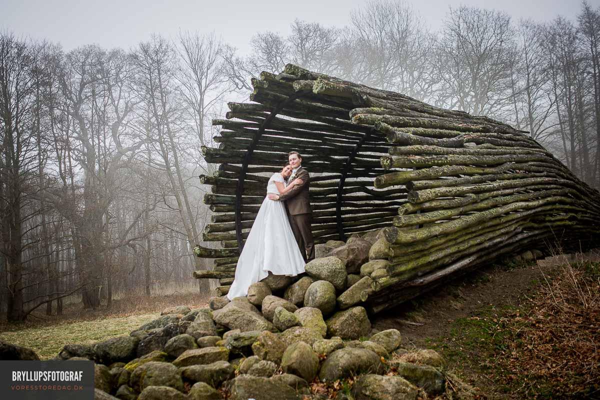 Vejle brudepar