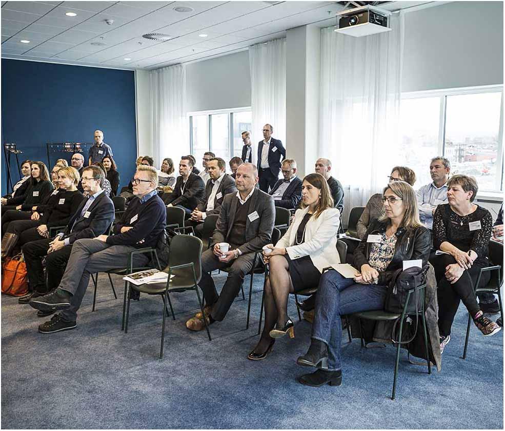 event foto fra Vejle konference