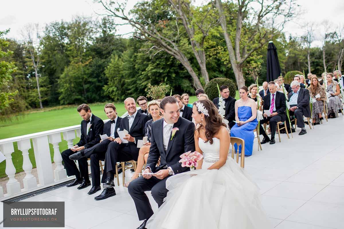 forberedelse, vielse, reception, fest, brudevals Vejle
