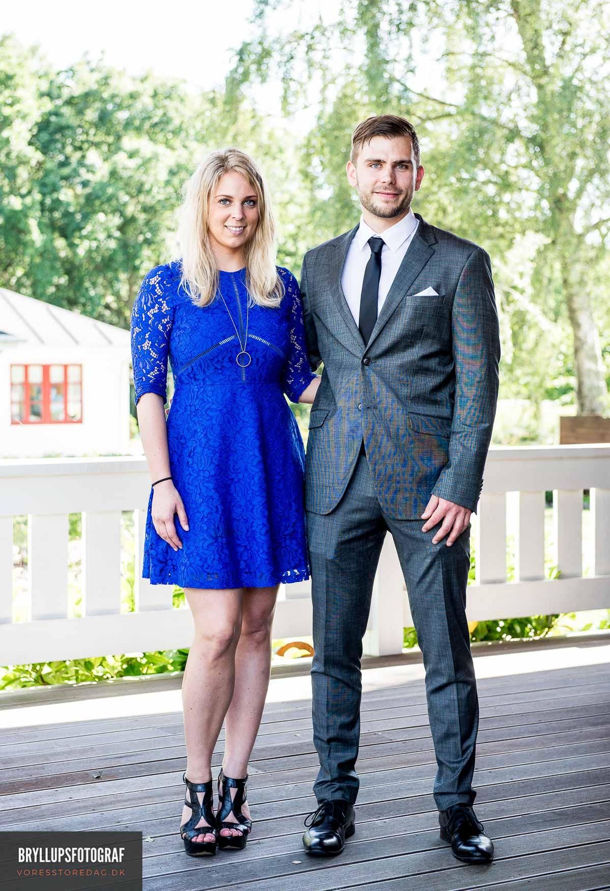 bryllup gæster Vejle