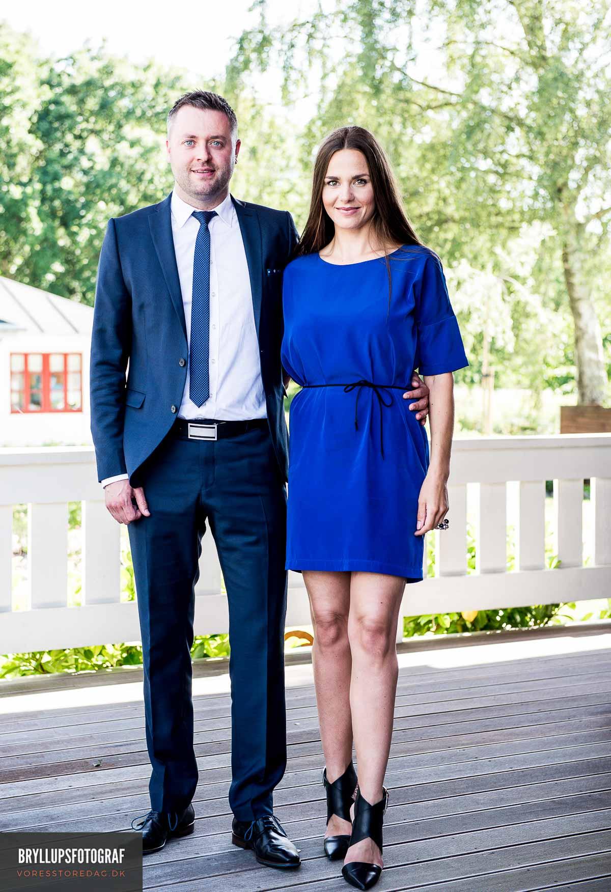 bryllupsgæster Vejle