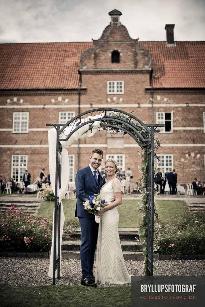 en dygtig bryllupsfotograf Vejle