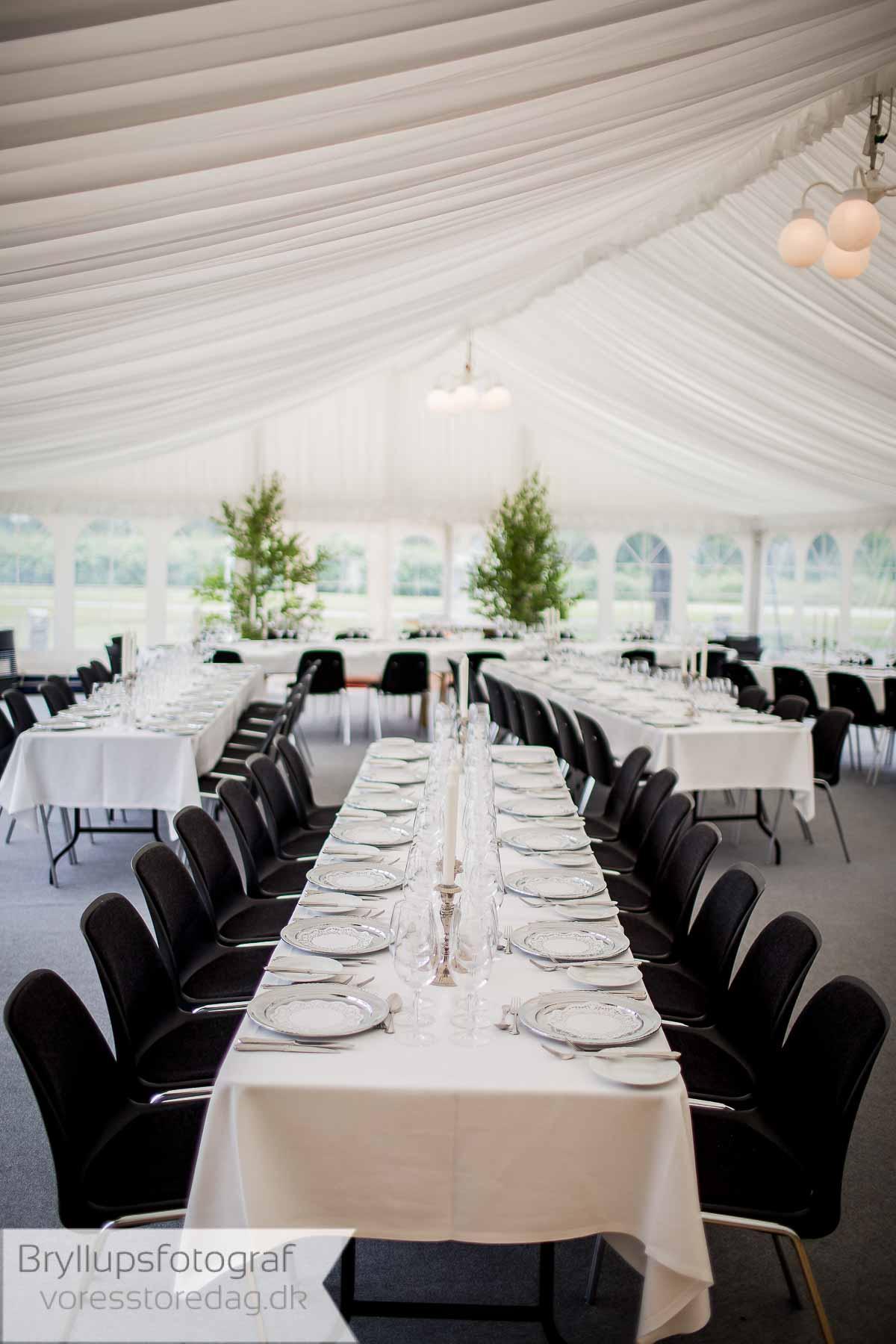 bryllup telt esbjerg