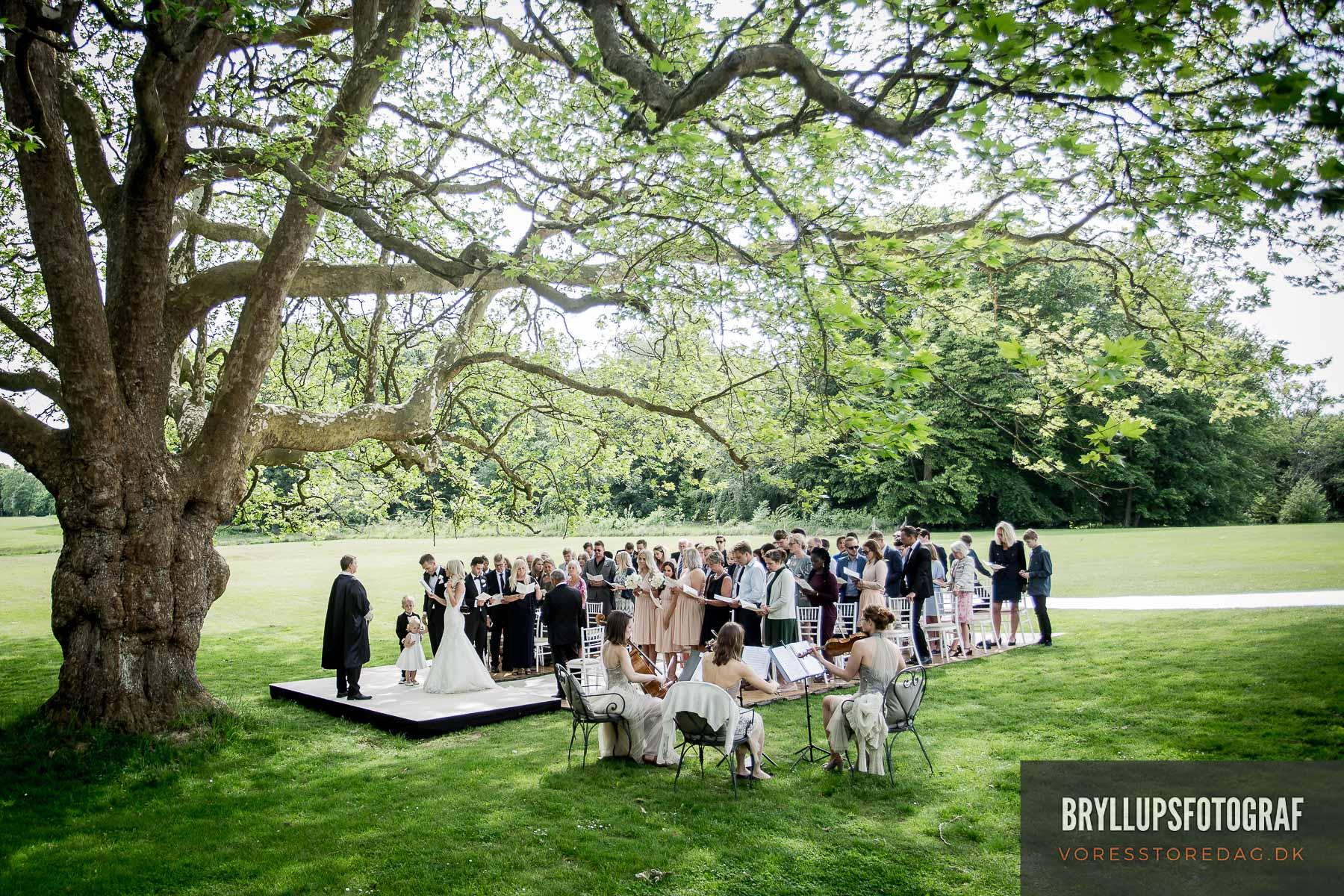 bryllup foto Vejle
