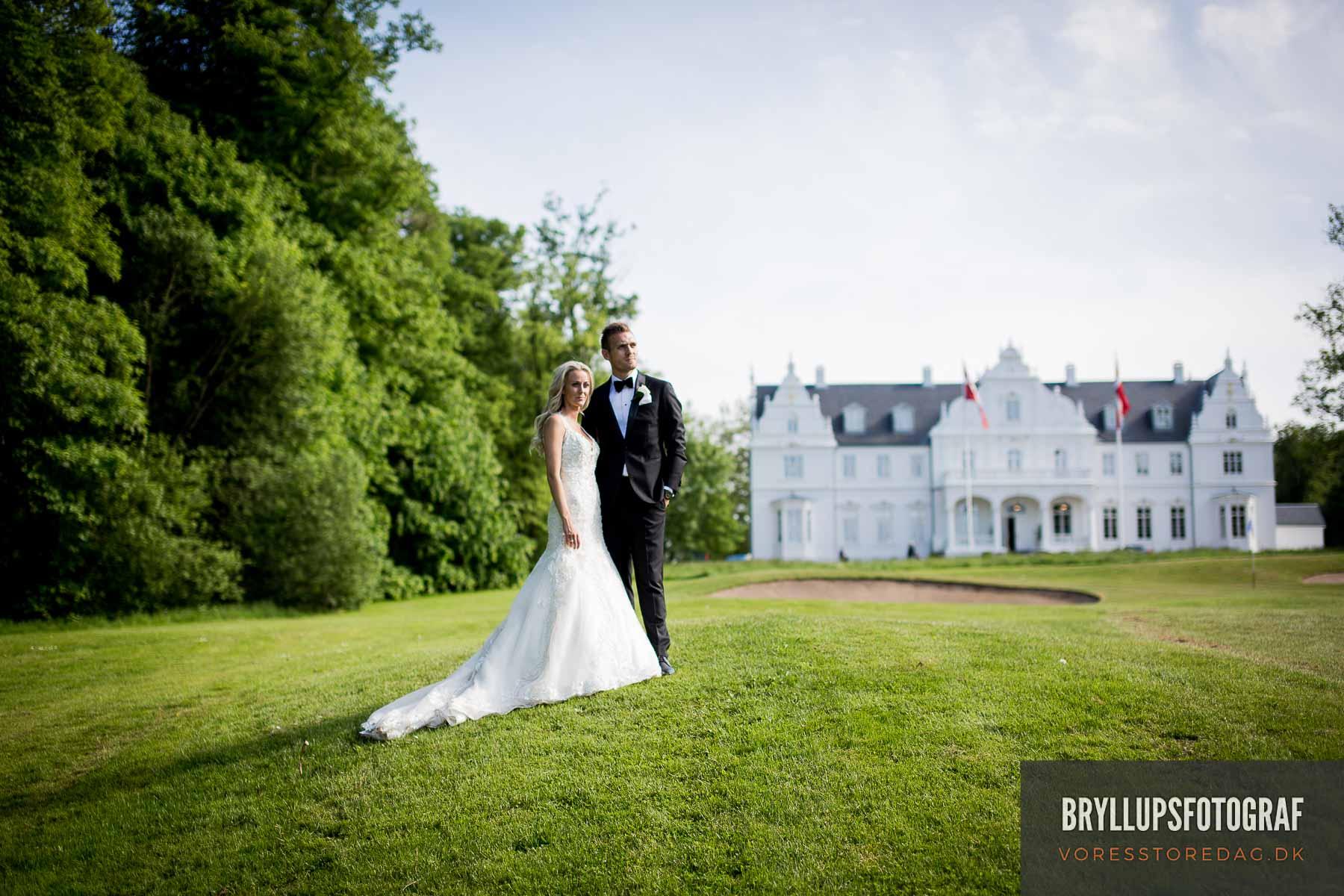 En fantastisk bryllupsfotograf Vejle