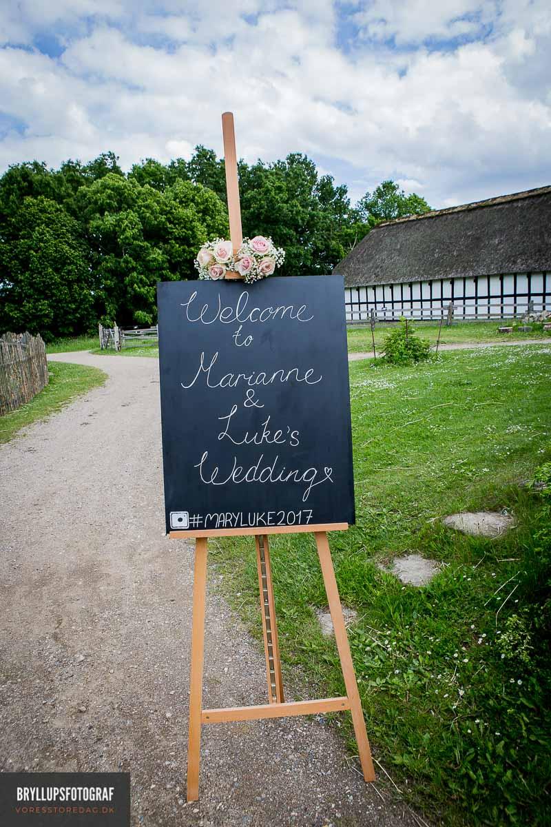 bryllup Hedensted Vejle