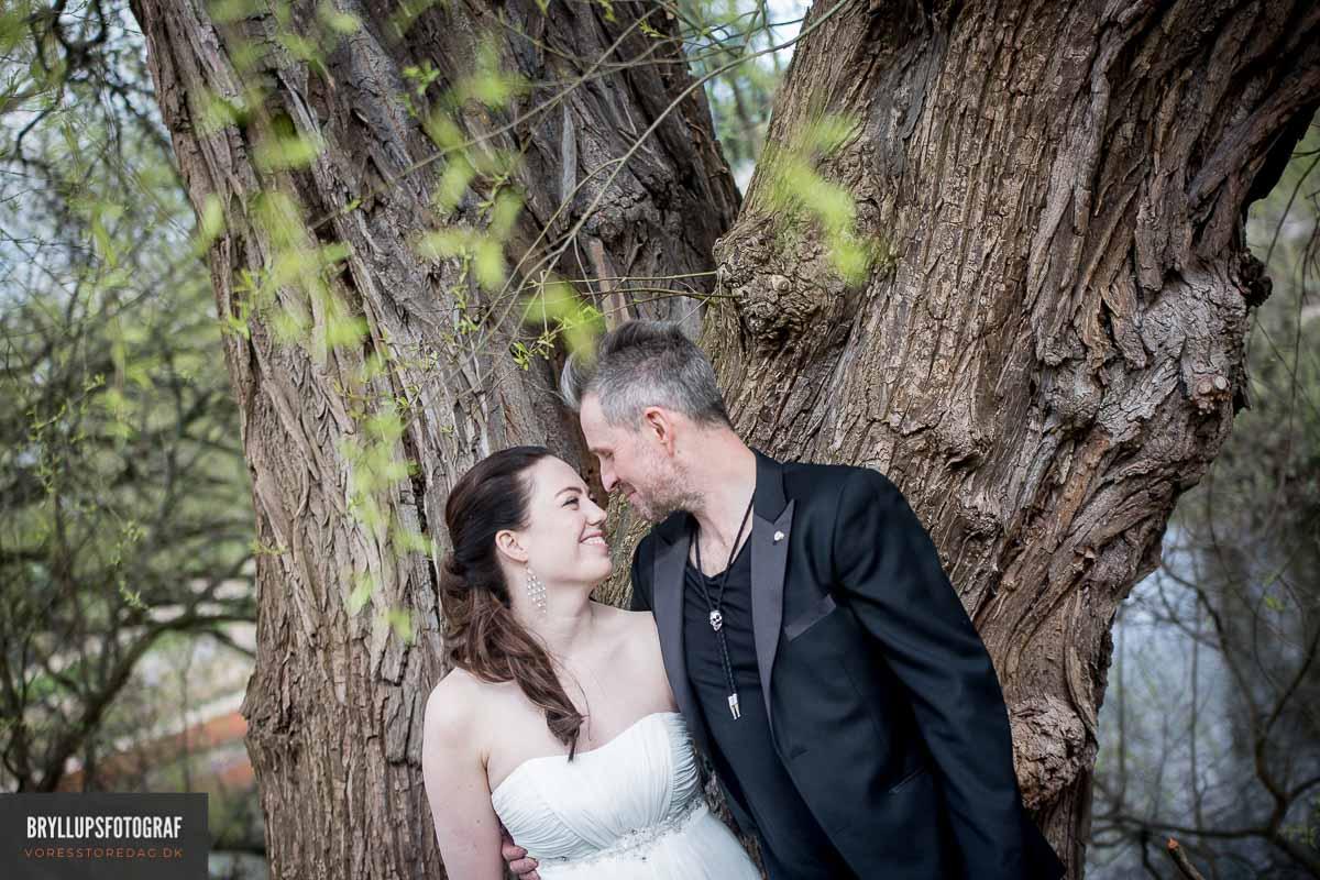 Vejle bryllupsfotografer