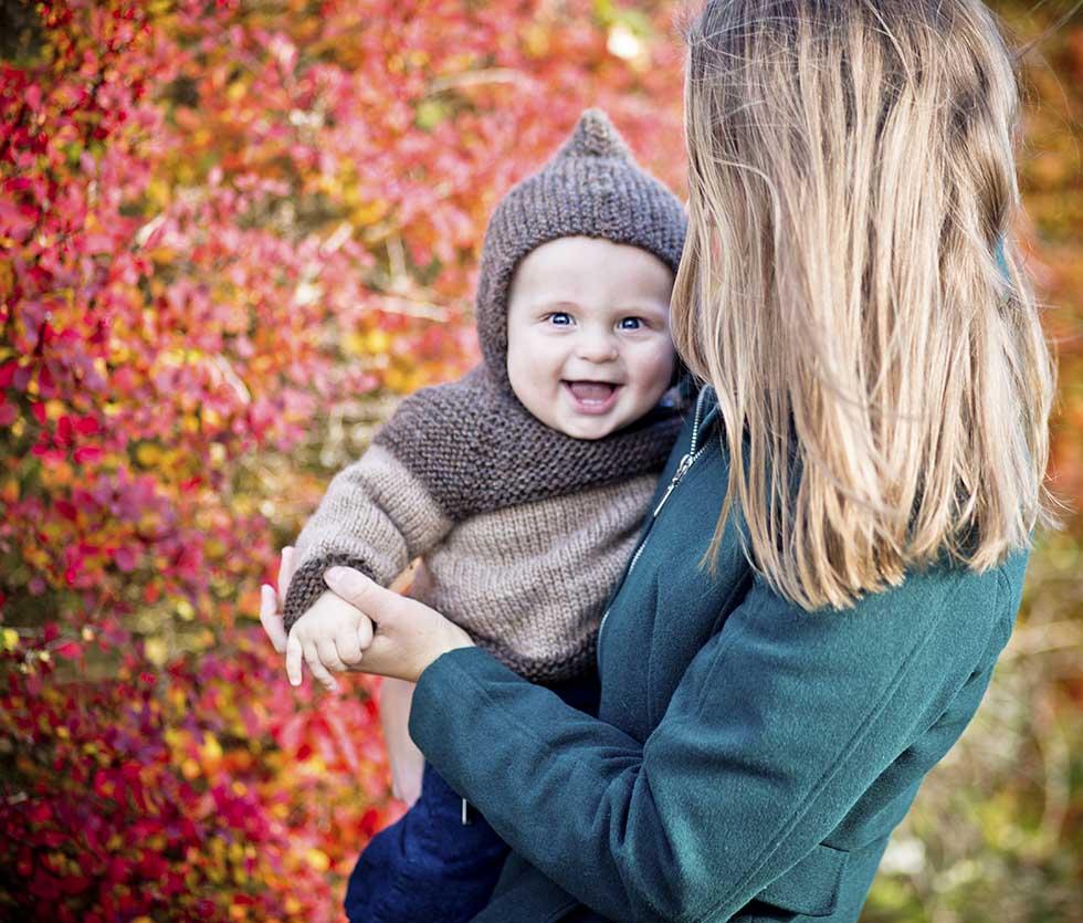 Familiefotografering er lidt ligesom portrætfotos Vejle