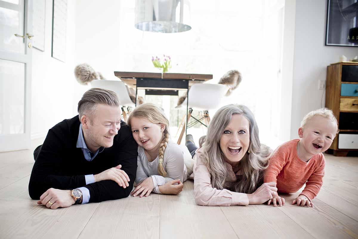 familie foto Vejle