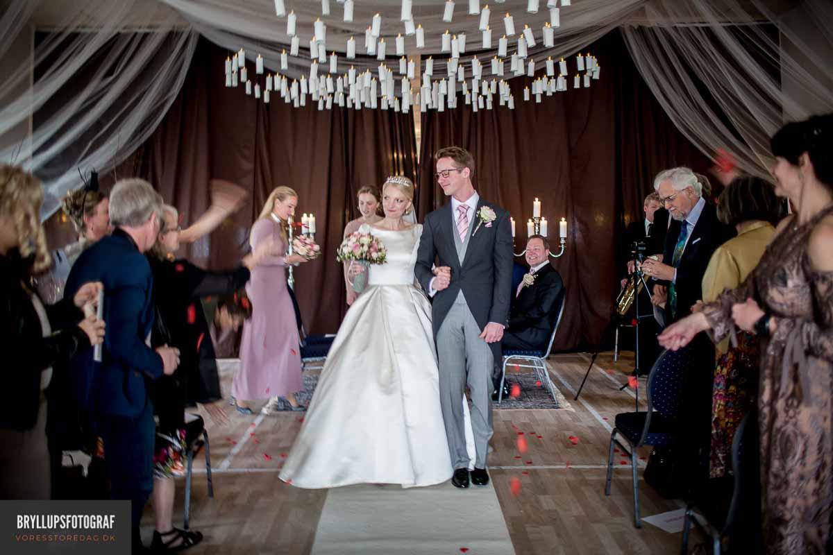 de klassiske bryllupsbilleder Vejle