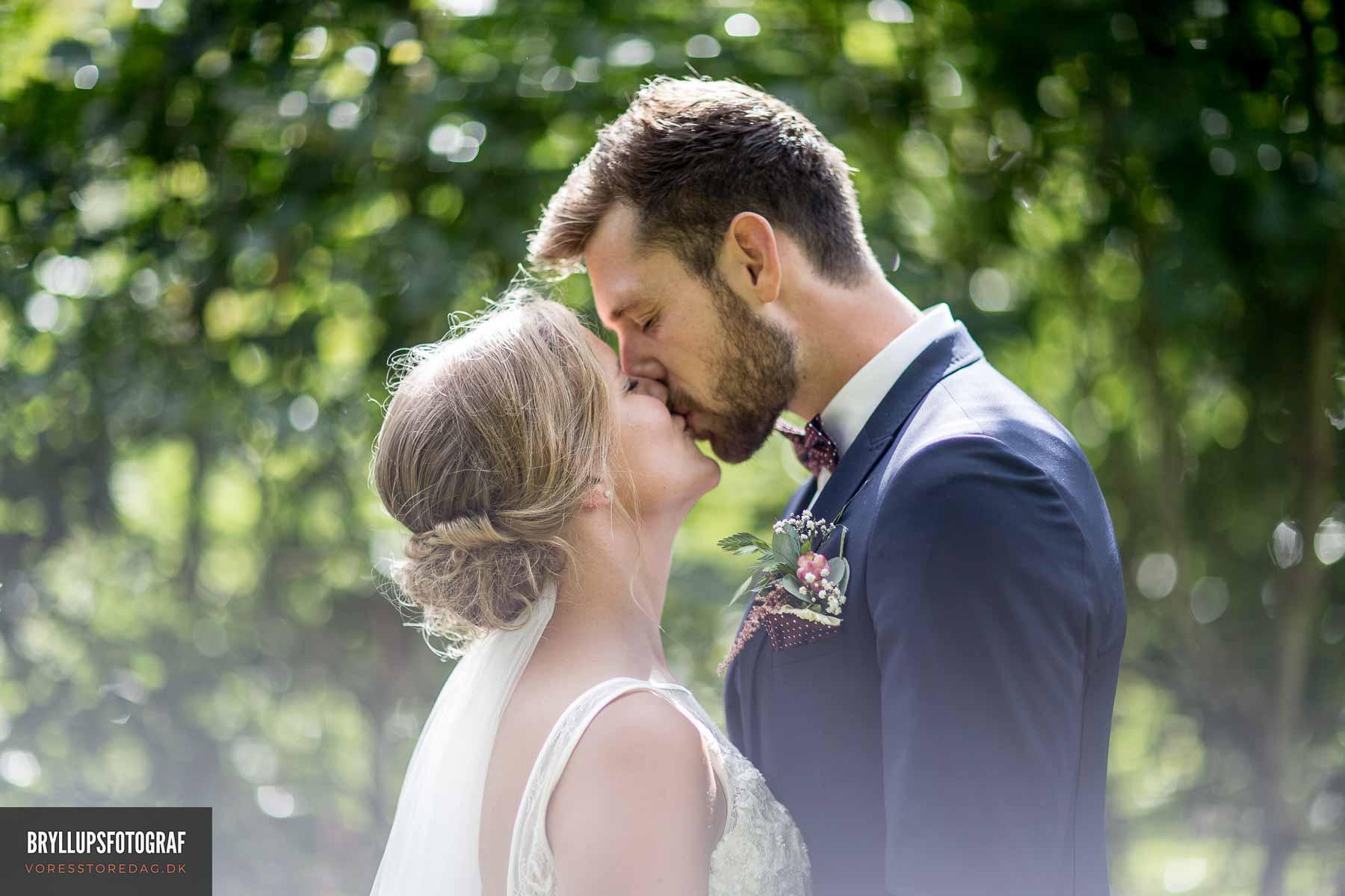 bryllup i skov Vejle