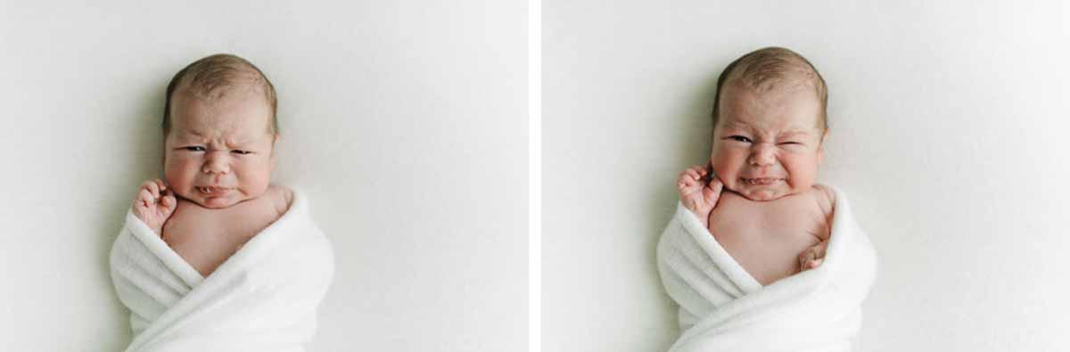 newborn billeder af din nyfødte baby i Vejle