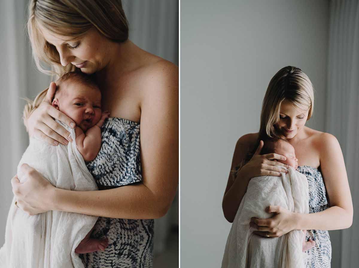 Bestil din 3 timer fotosession med dit nyfødte barn nu i Vejle