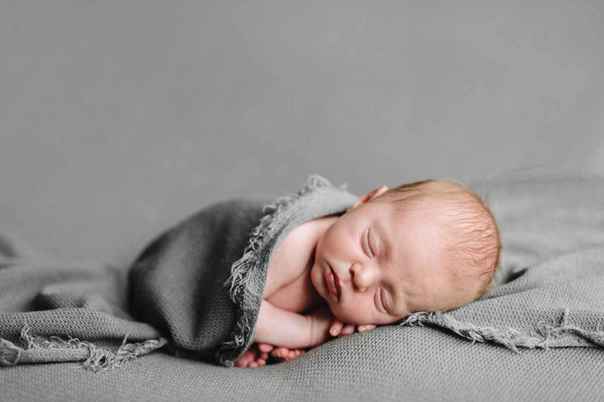 Fotografering af nyfødte i vejle en gang om måneden