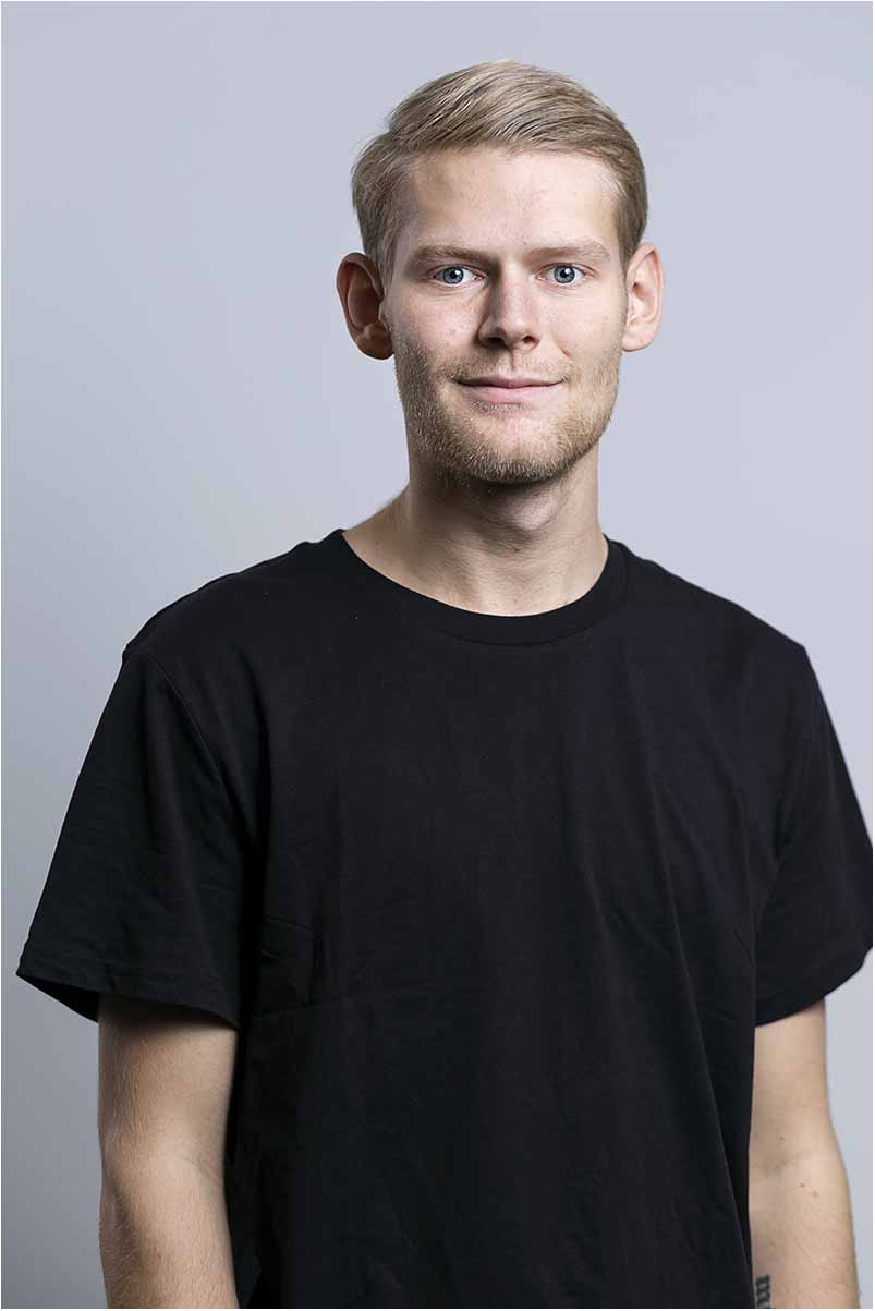Medarbejderportræt - Portrætfotograf i Vejle