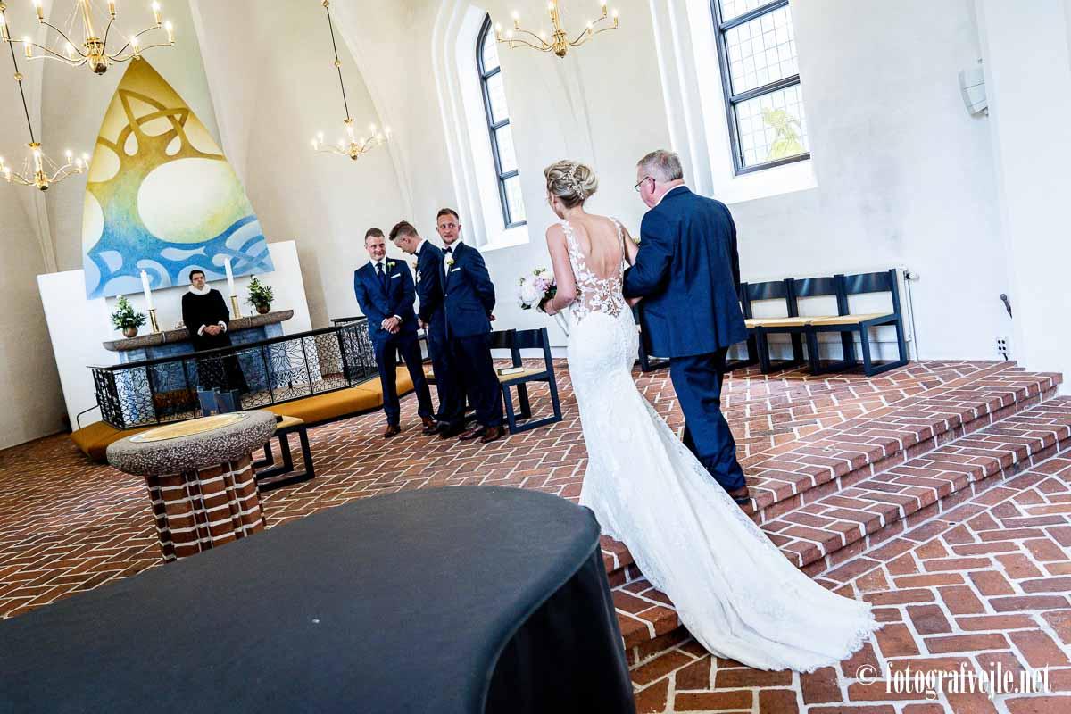 Bryllup - speciale: Udendørsfoto
