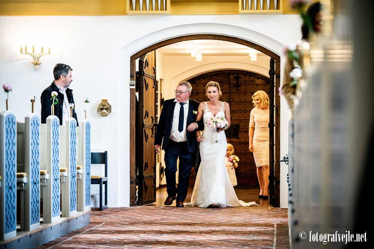 Bryllupsfotograf i Vejle & Kolding i Jylland