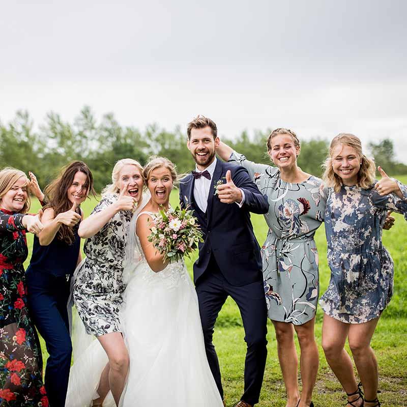 Bryllup Vejle - Fotograf Vejle