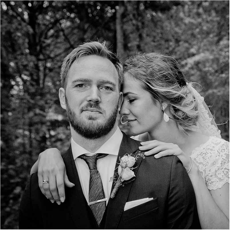 Bryllups adressen er Haraldskær