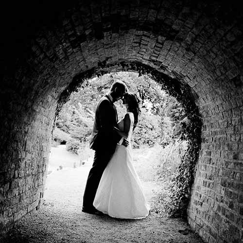 dygtig og erfaren bryllupsfotograf